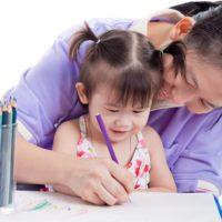 portrait-woman-little-asian-girl-drawing-233312125-min